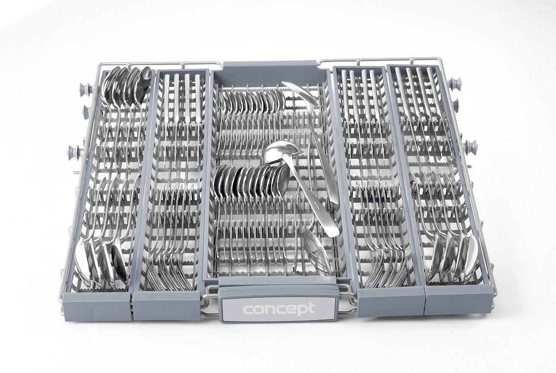 9a60efe0350ef MNV-4560 Umývačka riadu vstavaná plne integrovaná 60 cm